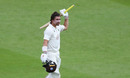 Rory Burns raises his bat for a century, Surrey v Sussex, Bob Willis Trophy, Kia Oval, September 7, 2020