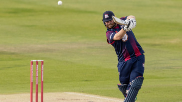 Paul Stirling was signed by Northants as an overseas player for the Blast