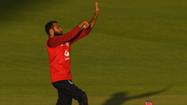 Adil Rashid has been England