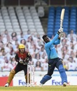 Daren Sammy goes big, St Lucia Zouks v Trinbago Knight Riders, CPL final, Tarouba, September 10, 2020