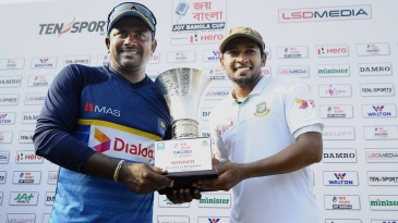 As things stand, Bangladesh are set to play a Test series in Sri Lanka from late October