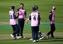 Tim Murtagh was playing his first T20 in four years, Middlesex v Hampshire, Vitality Blast, Lord's, September 12, 2020
