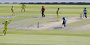 Marcus Stoinis' direct hit accounted for Jason Roy, 2nd ODI, England v Australia, Emirates Old Trafford, September 13, 2020