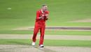 Matt Parkinson delivered the key breakthroughs, Derbyshire v Lancashire, Vitality Blast, August 31, 2020