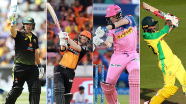 Australia's top order will be on display at the IPL
