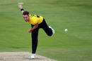Matt Taylor was in the wickets, Gloucestershire v Northamptonshire, Vitality T20 Blast, Wantage Road, September 11, 2020