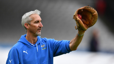 Jason Gillespie's time at Yorkshire spanned both of Azeem Rafiq's spells at the club