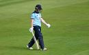 Eoin Morgan fell to Adam Zampa's second ball, England v Australia, 3rd ODI, Emirates Old Trafford, September 16, 2020