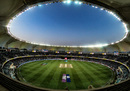 A general view of the Dubai stadium, Bangladesh v India, Asia Cup final, Dubai, September 28, 2018