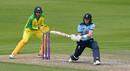Sam Billings reverse-sweeps, England v Australia, 3rd ODI, Emirates Old Trafford, September 16, 2020