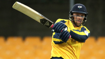 David Willey is Yorkshire's T20 captain