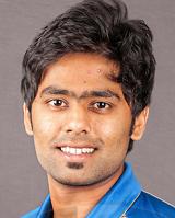 Suryakumar Ashok Yadav