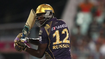 Andre Russell might bat up the order when the match-ups are right, Brendon McCullum said