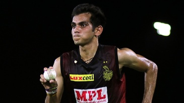Kamlesh Nagarkoti is set to make his IPL debut for KKR this season