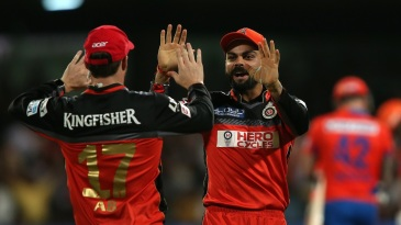 Royal Challengers Bangalore have often been a bit over-reliant on Virat Kohli and AB de Villiers