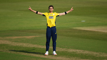 Shaheen Shah Afridi took four wickets in four balls