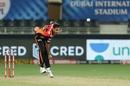 Bhuvneshwar Kumar kept things tight, Royal Challengers Bangalore vs Sunrisers Hyderabad, IPL 2020, Dubai, September 21, 2020
