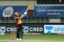Jonny Bairstow pulls with authority, Royal Challengers Bangalore vs Sunrisers Hyderabad, IPL 2020, Dubai, September 21, 2020