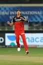 Dale Steyn didn't find much success in his opening spell, Royal Challengers Bangalore vs Sunrisers Hyderabad, IPL 2020, Dubai, September 21, 2020