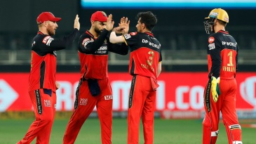 Yuzvendra Chahal ended the Jonny Bairstow-Manish Pandey stand