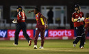 Shakera Selman pegged England back at the death, England women v West Indies women, 1st T20I, Derby, September 21, 2020