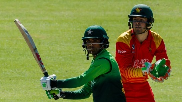 Pakistan and Zimbabwe will play three ODIs and three T20Is in October-November
