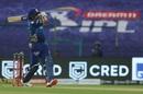 Rohit Sharma goes for the big one, Kolkata Knight Riders v Mumbai Indians, IPL 2020, Abu Dhabi, September 23, 2020