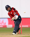 Danni Wyatt pulls through the leg side, England v West Indies, 2nd women's T20I, Derby, September 23, 2020