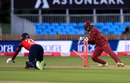 Danni Wyatt was run out by Shemaine Campbelle, England v West Indies, 2nd women's T20I, Derby, September 23, 2020