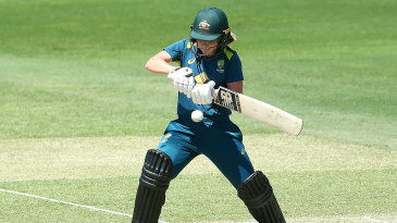 Sophie Molineux stood out with bat and ball
