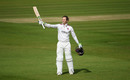 Eddie Byrom made his third first-class hundred, and his first against another county, Somerset vs Essex, Bob Willis Trophy final, Day 2, Lord's, September 24, 2020