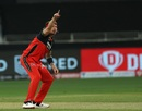 Dale Steyn appeals for a wicket, Kings XI Punjab vs Royal Challengers Bangalore , IPL 2020, Dubai, September 24, 2020