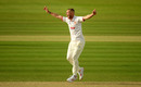 Jamie Porter broke the crucial Byrom-Overton stand, Somerset vs Essex, Bob Willis Trophy final, Day 2, Lord's, September 24, 2020