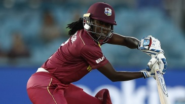 Stafanie Taylor has featured in 105 T20Is, scoring over 3000 runs
