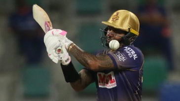 Has the experiment of opening with Sunil Narine run its course?