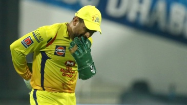 MS Dhoni has a lot to ponder after his team's indifferent start to the season