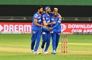 Avesh Khan, Axar Patel and Shimron Hetmyer - brothers in DC arms, Chennai Super Kings vs Delhi Capitals, IPL 2020, Dubai, September 25, 2020