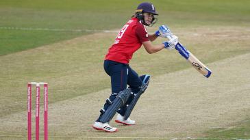 Nat Sciver led England's rebuild