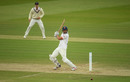 Alastair Cook rocks back to cut, Somerset vs Essex, Bob Willis Trophy final, 5th day, Lord's, September 27, 2020
