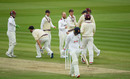 Jack Leach struck to remove Dan Lawrence, Somerset vs Essex, Bob Willis Trophy final, 5th day, Lord's, September 27, 2020