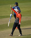 Charlotte Dean appeals for another wicket, Rachael Heyhoe Flint Trophy Final, Southern Vipers v Northern Diamonds, Edgbaston, September 27, 2020