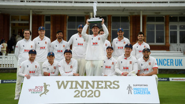 Essex were crowned inaugural BWT champions