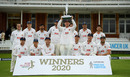 Essex were crowned inaugural BWT champions, Somerset vs Essex, Bob Willis Trophy final, 5th day, Lord's, September 27, 2020