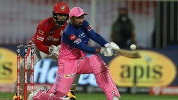 Rahul Tewatia ventures a reverse-sweep