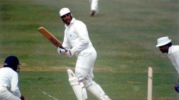 Graham Gooch made 333 in the first innings against India at Lord's in 1990, and followed it up with 123 in the second