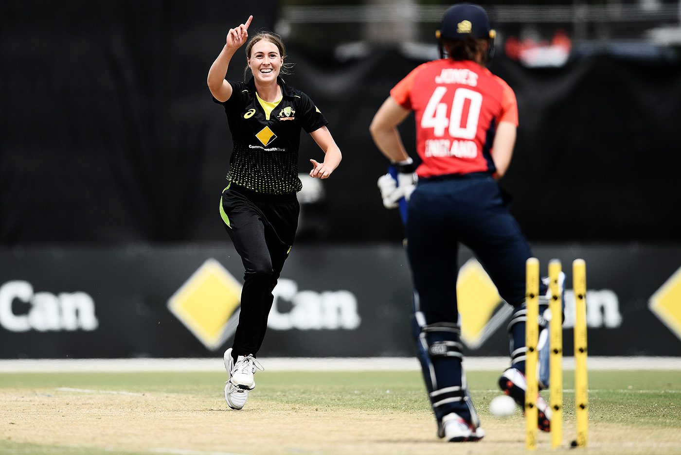 Twenty-one-year-old Tayla Vlaeminck, who has broken bats while bowling during training, has impressed Lanning with her pace
