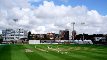 It seemed unlikely back in spring that Hove would host cricket this season