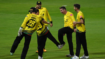 Tom Smith - and several of his team-mates - have received off-field support from the Professional Cricketers' Trust