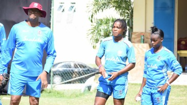 Courtney Walsh has worked with the West Indies women's team previously