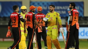 MS Dhoni and Chennai Super Kings left themselves with too much to do at the end